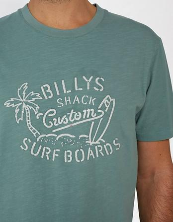 Billy Shack Graphic T-Shirt