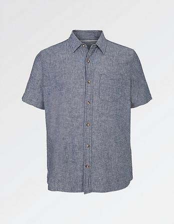 Bugle Linen Cotton Shirt