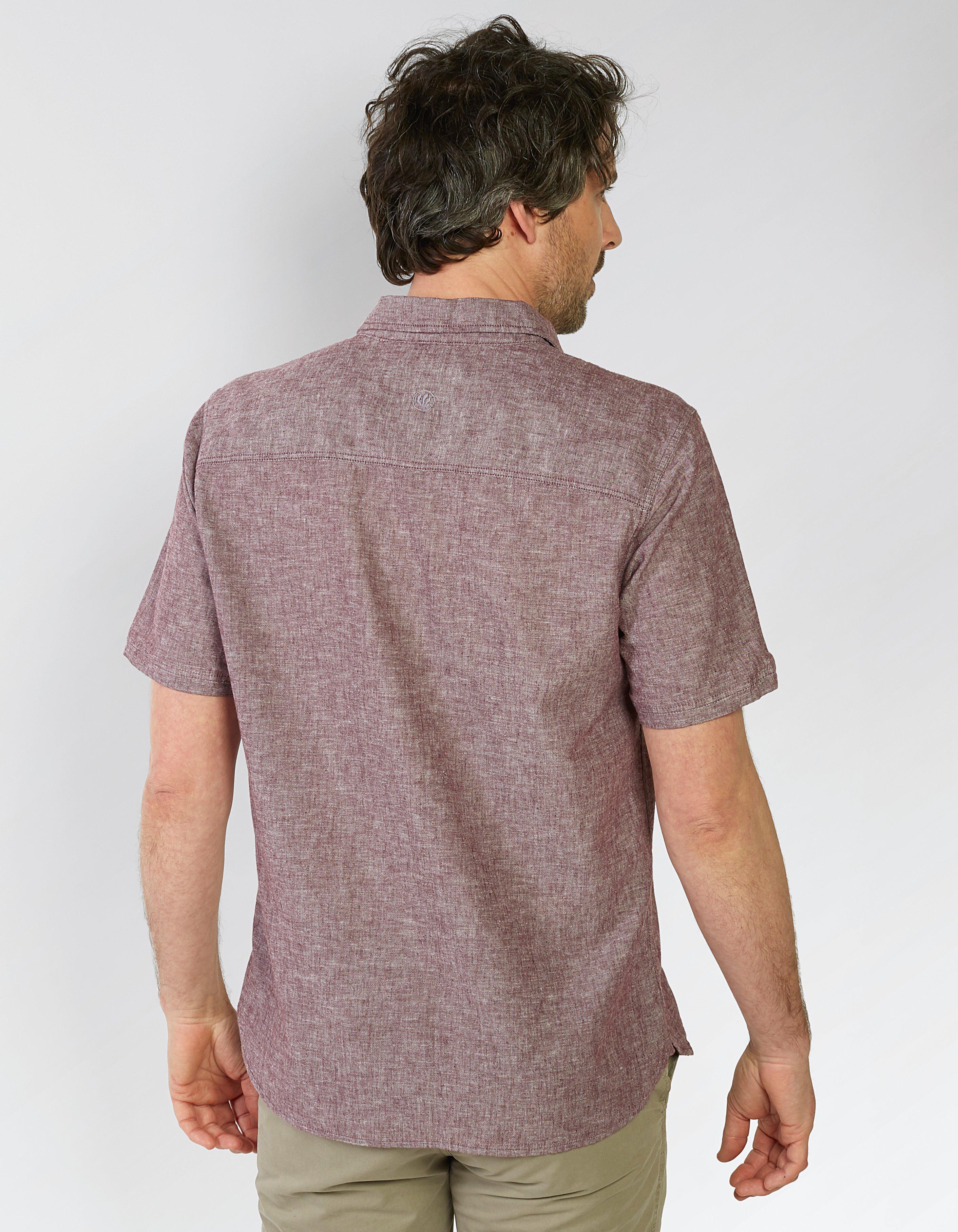 Bugle Linen Cotton Shirt