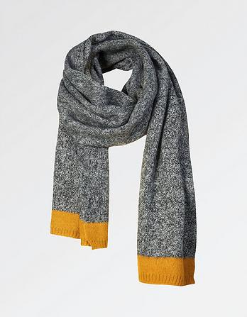 Tipped Edge Scarf