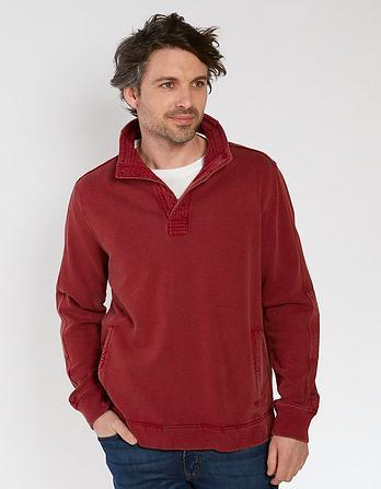 Drift Half Neck Sweatshirt