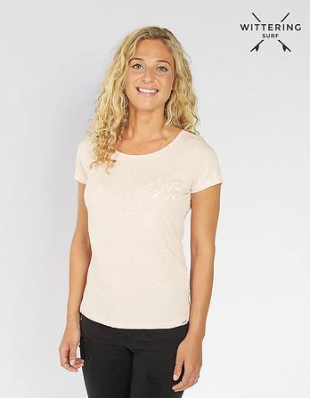 Wittering Surf Women's Isla T-Shirt