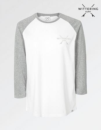 Wittering Surf Women's Raglan T-Shirt