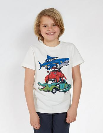 Creature Cars Graphic T-Shirt