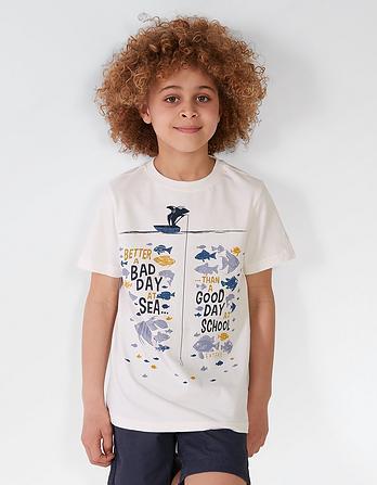 Better A Bad Day T-Shirt