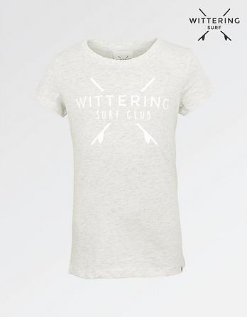 Wittering Surf Club Kids Logo T-Shirt