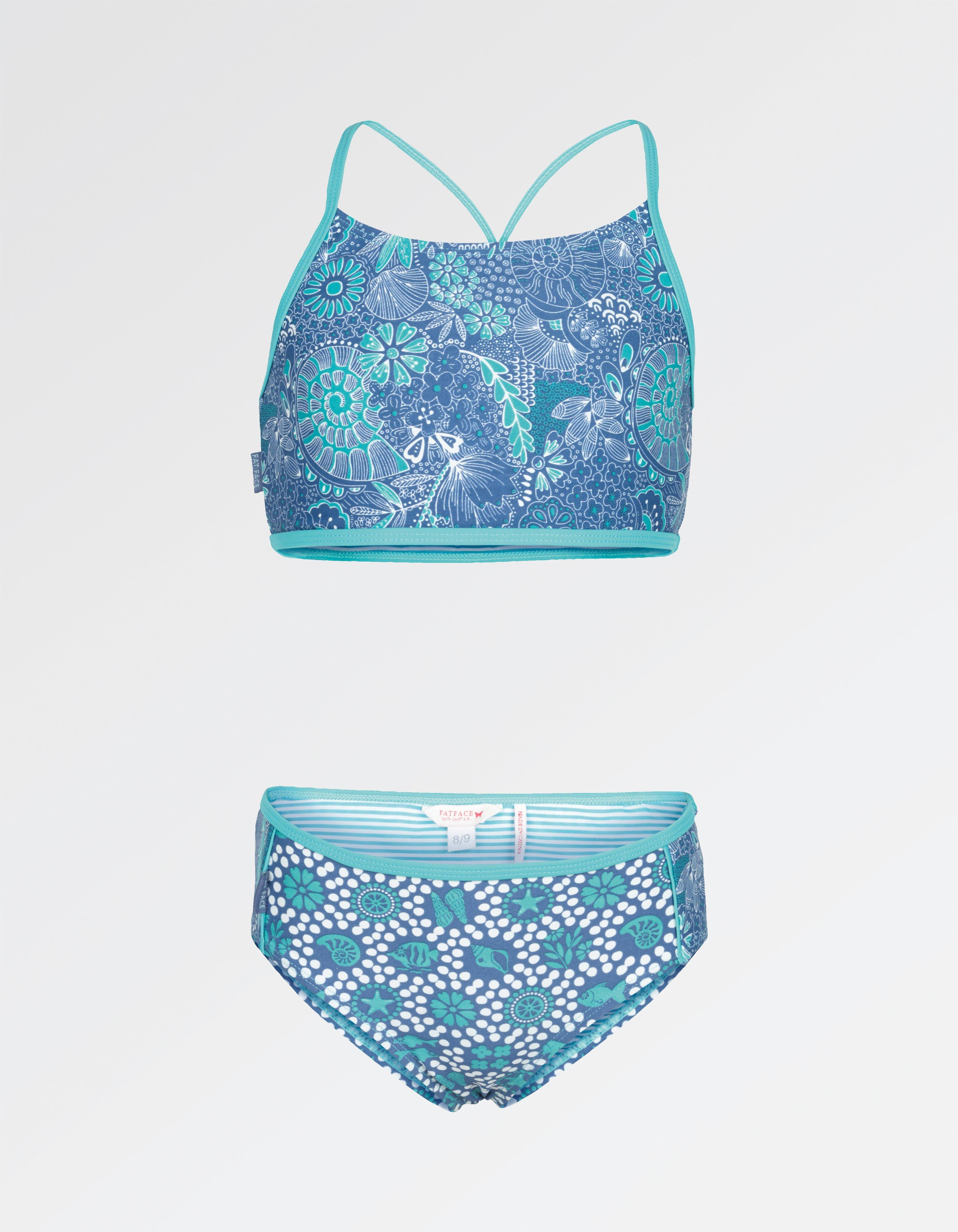 Sea Sketch Bikini Set