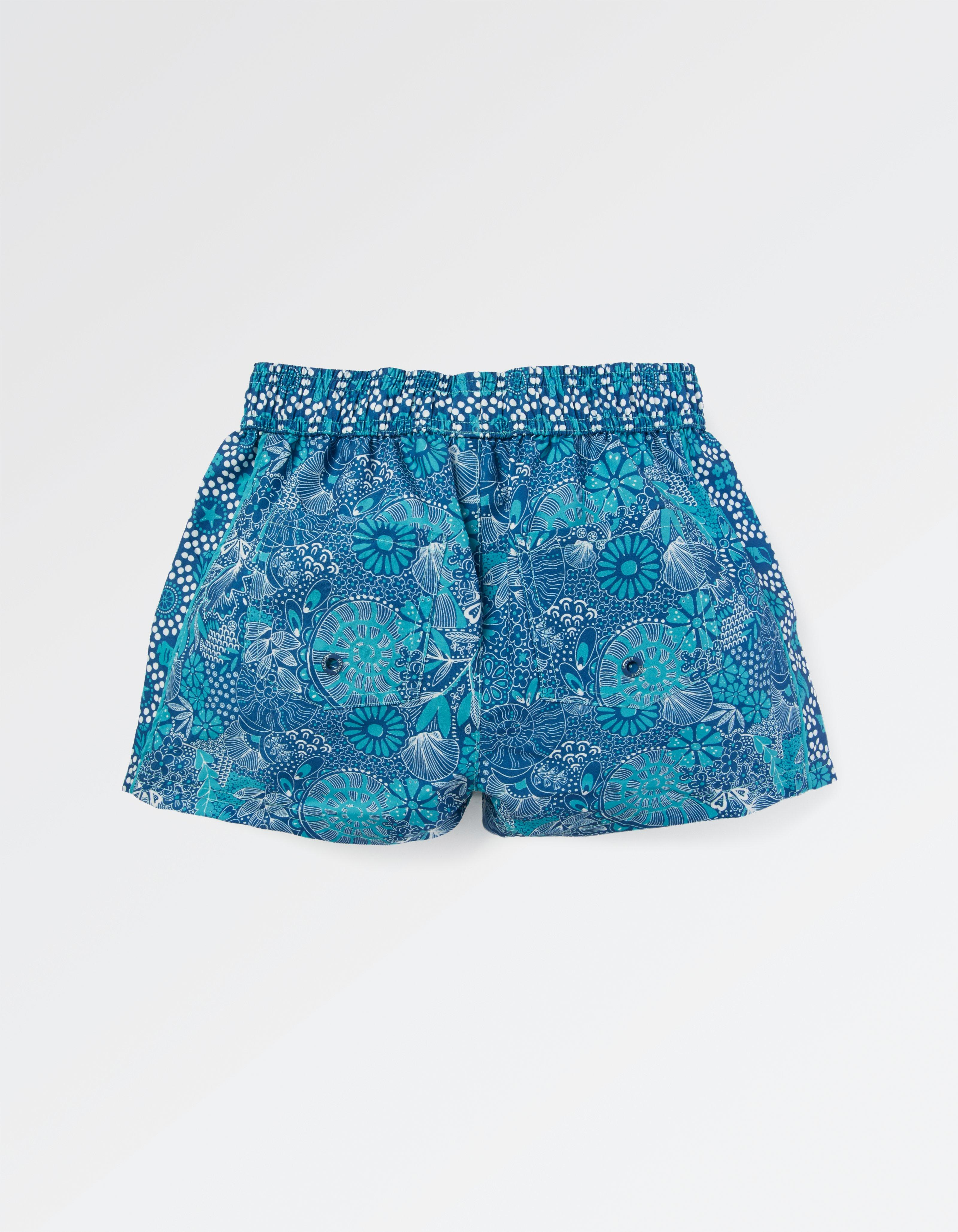Sea Sketch Board Shorts
