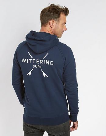 Wittering Surf Men's Low Tide Overhead Hoody