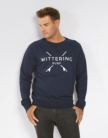 Wittering Surf Men's Snapper Sweat
