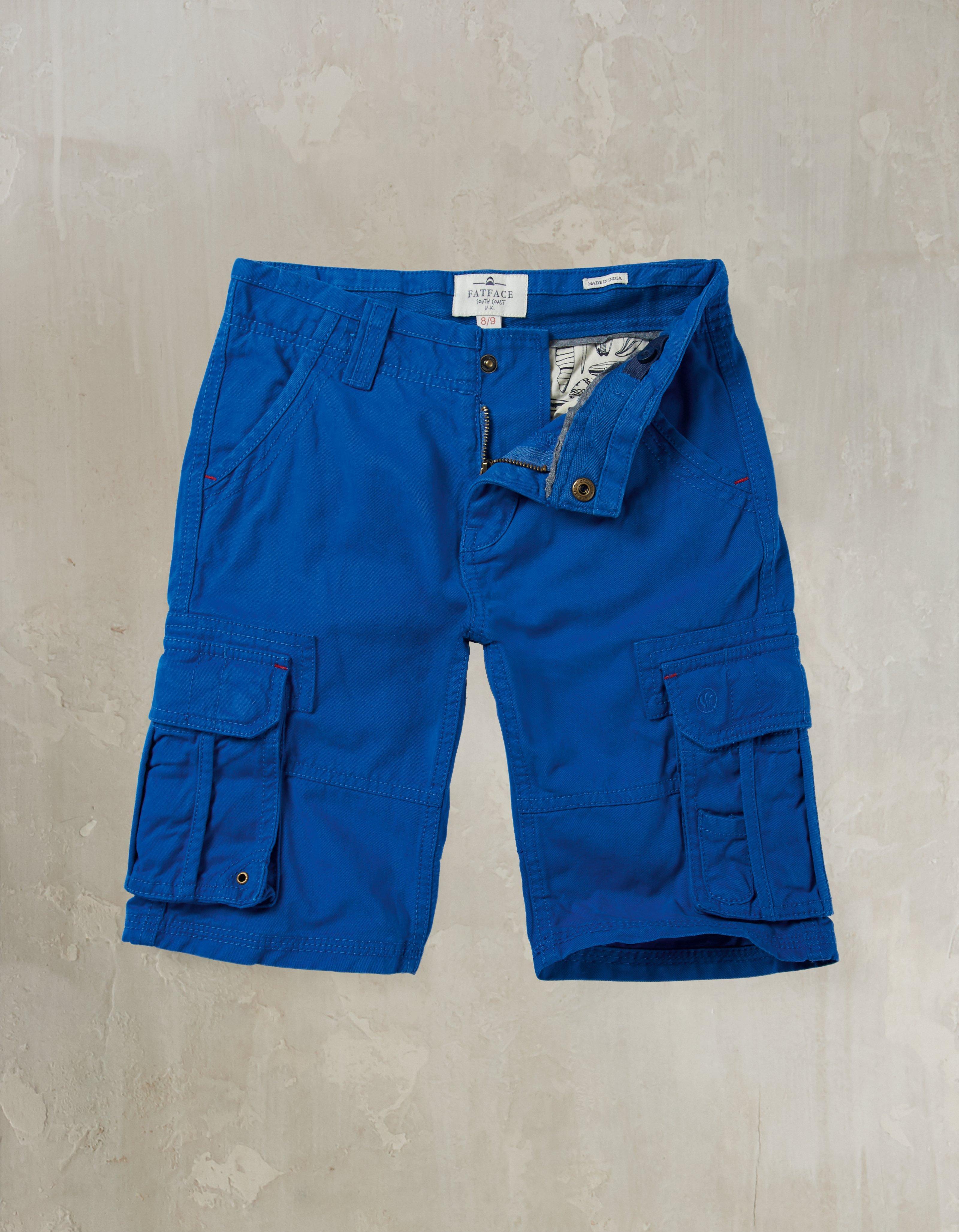 Tenby Cargo Shorts
