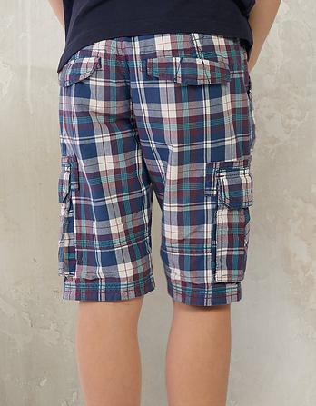 Tenby Check Shorts