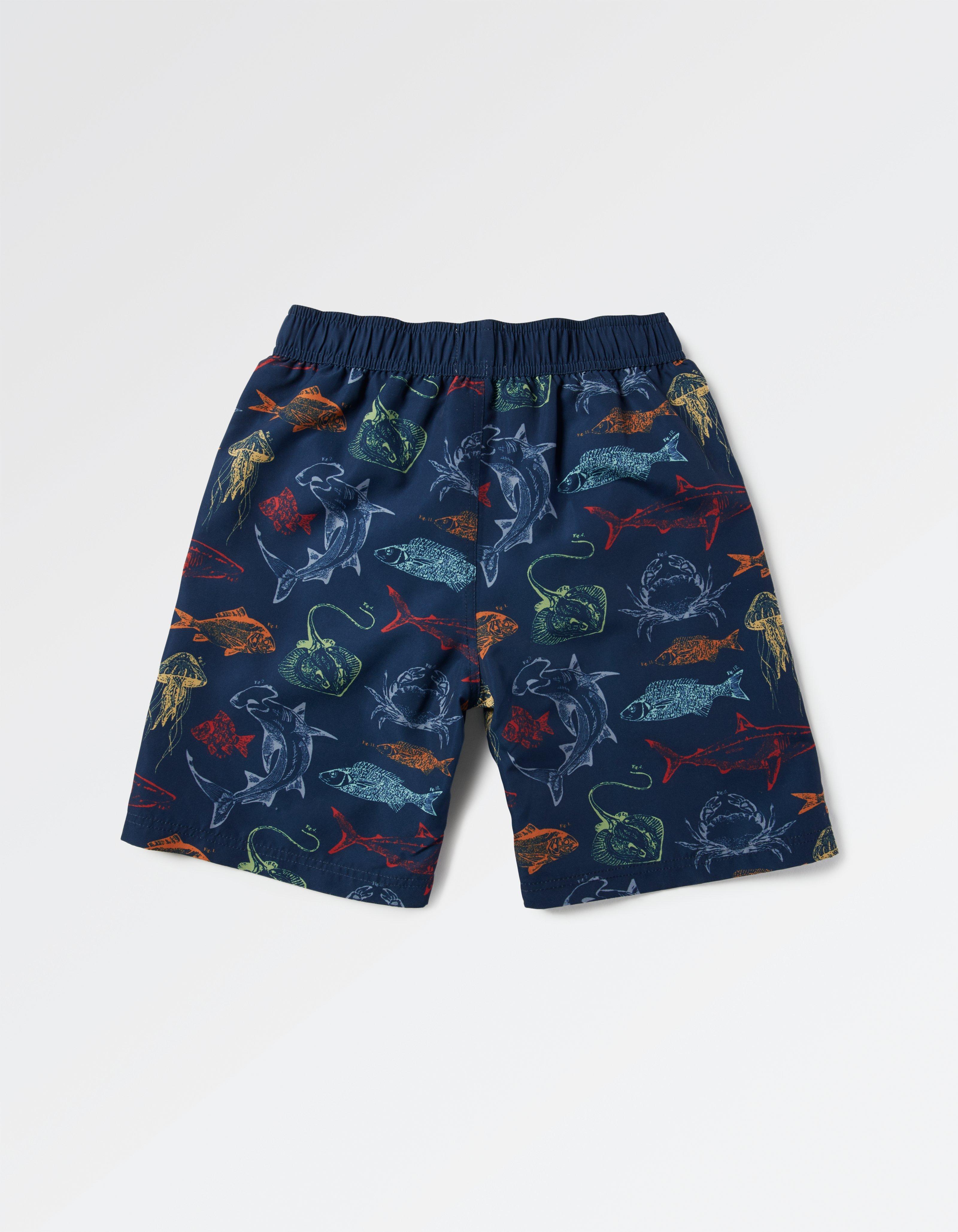 Deep Sea Board Shorts