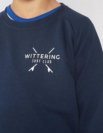 Wittering Surf Kids' Mini Snapper Sweat