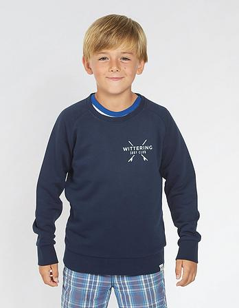 Wittering Surf Kids' Mini Snapper Sweat