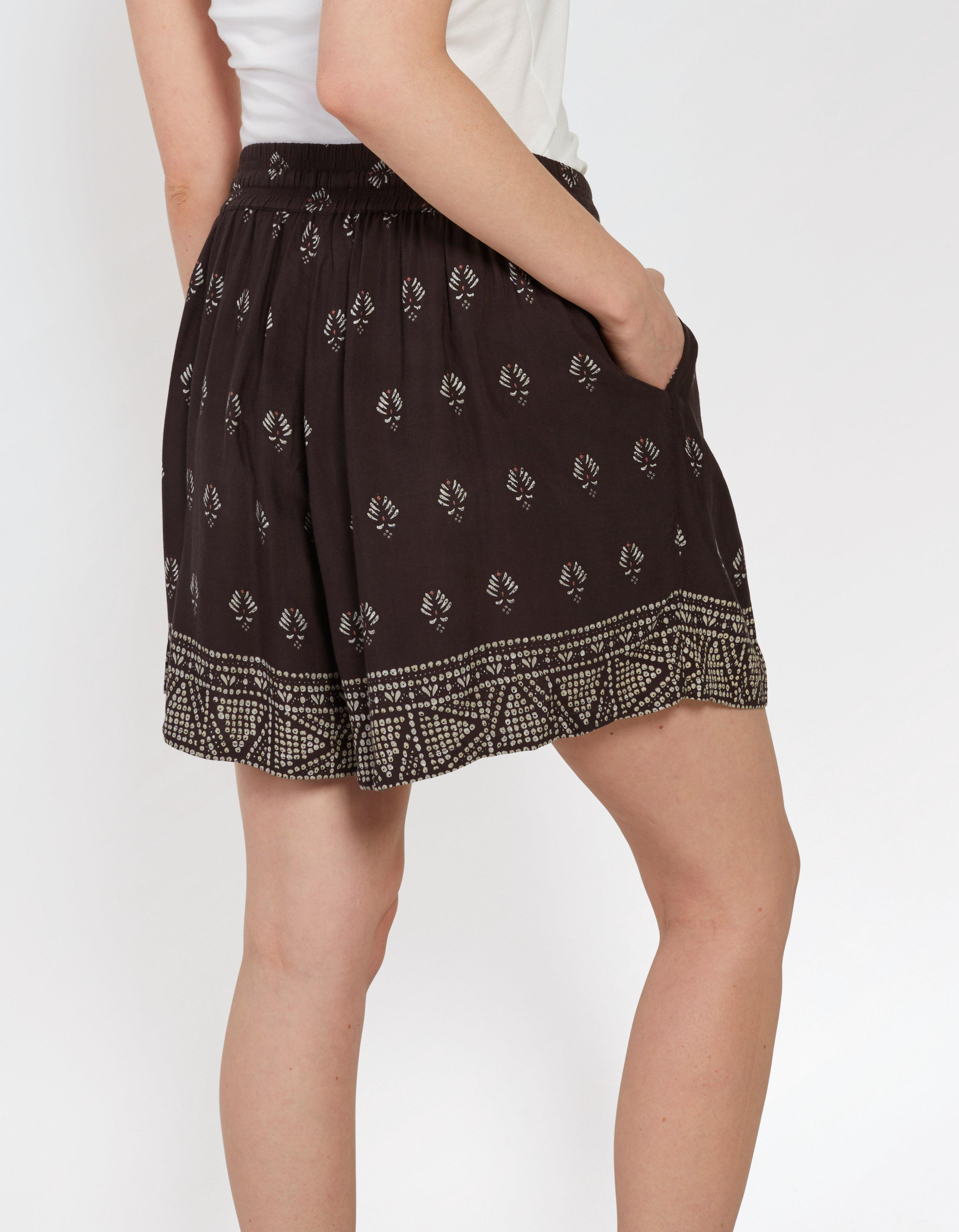 Gem Geo Flippy Shorts