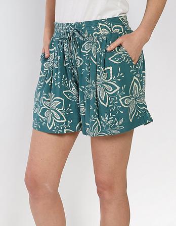 Star Flower Flippy Shorts
