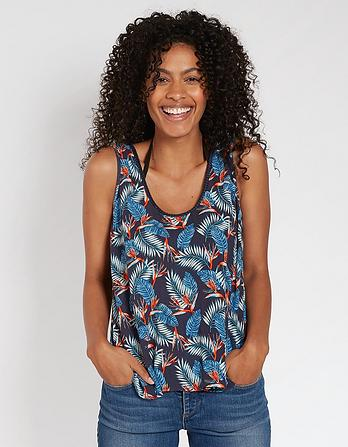 Whitsands Tropical Cami