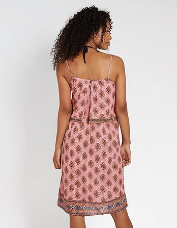 Filey Palace Geo Midi Dress