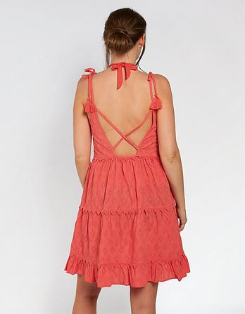Hollywell Tiered Dress