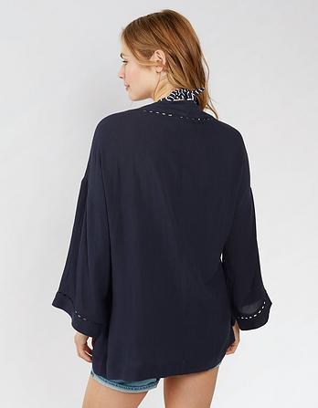 Plain Kimono