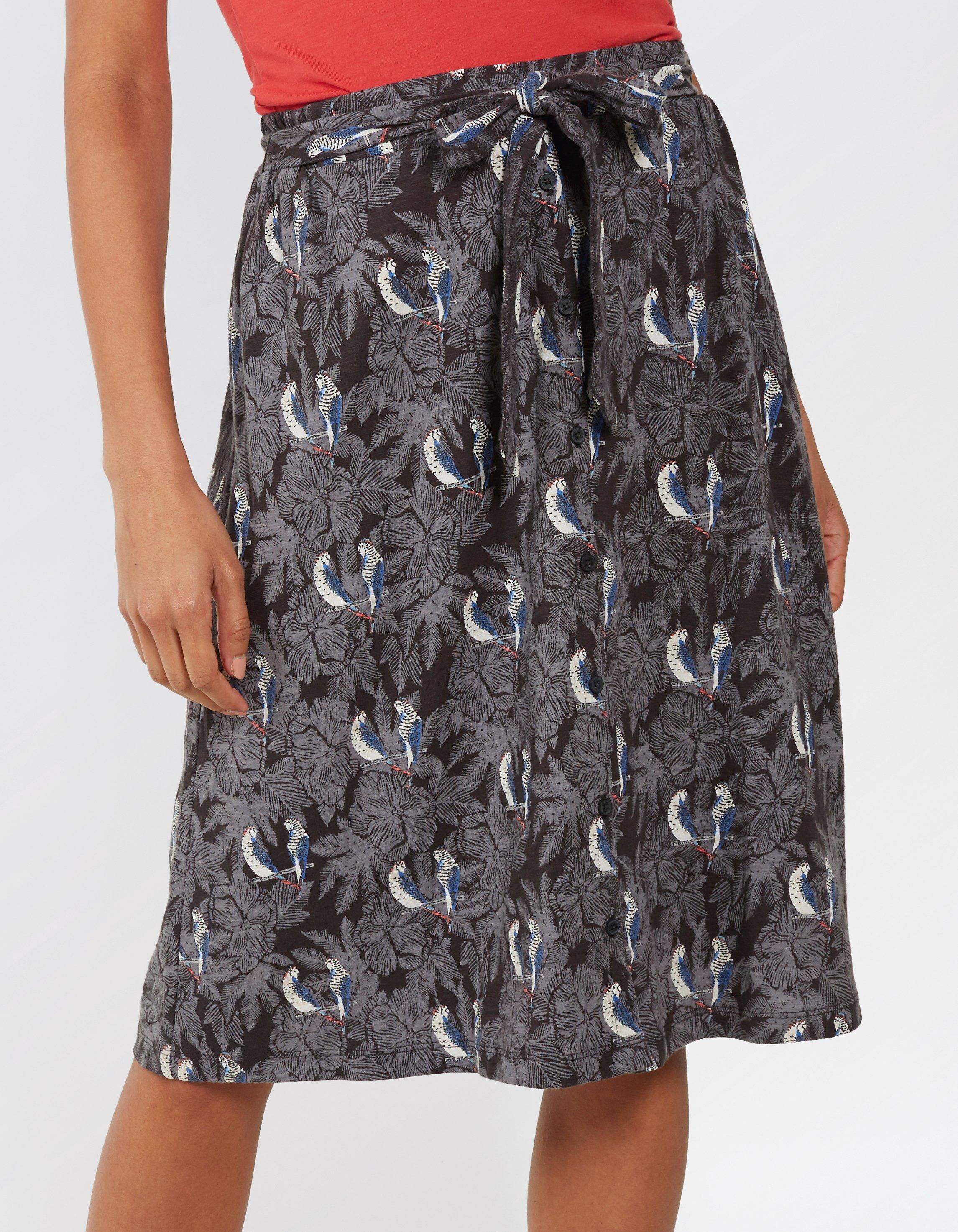 Mina Parakeet Skirt