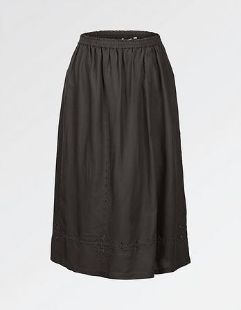 Corinne Embroidered Skirt