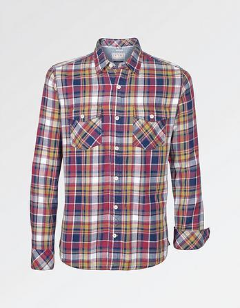 Snowdon Check Shirt