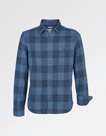 Sandwood Check Shirt