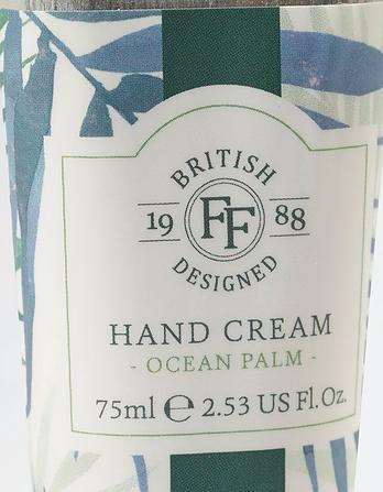 Ocean Palm Hand Cream
