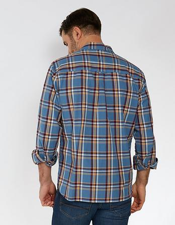 Saunton Check Shirt