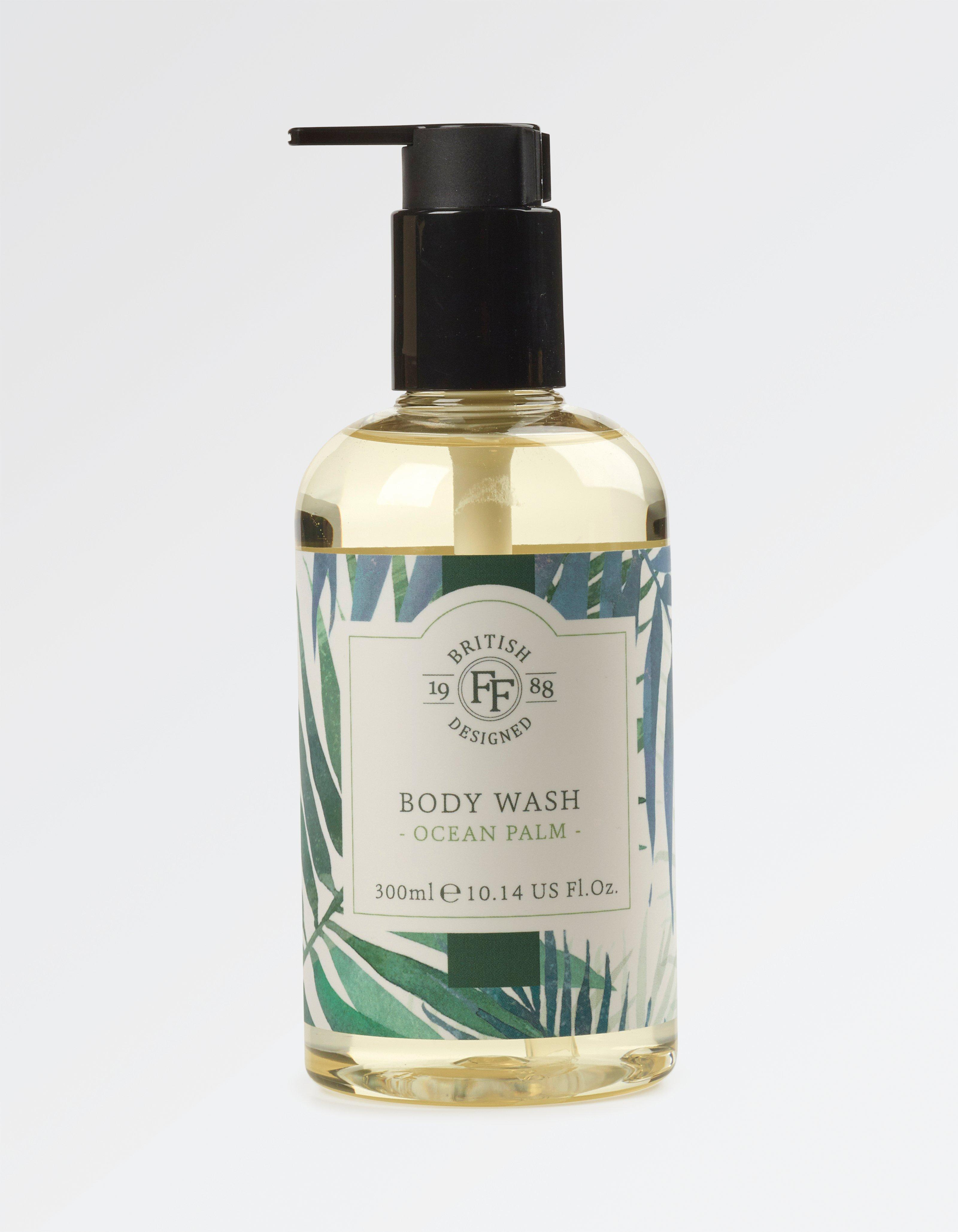 Ocean Palm Body Wash