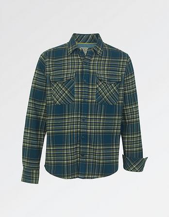 Shanklin Brushed Check Shirt