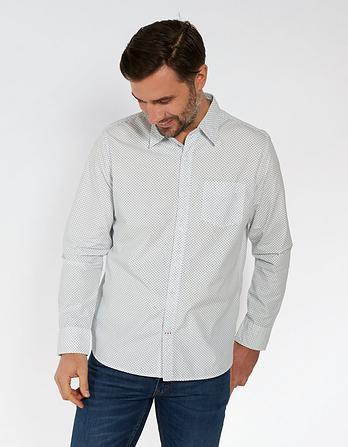 Hastings Print Shirt