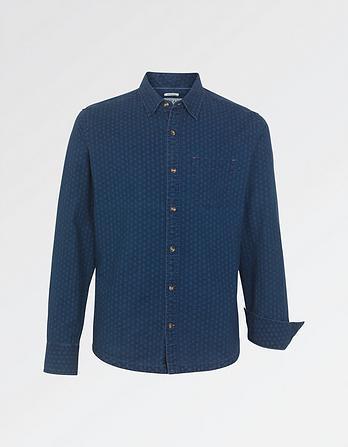 Sutherland Print Shirt