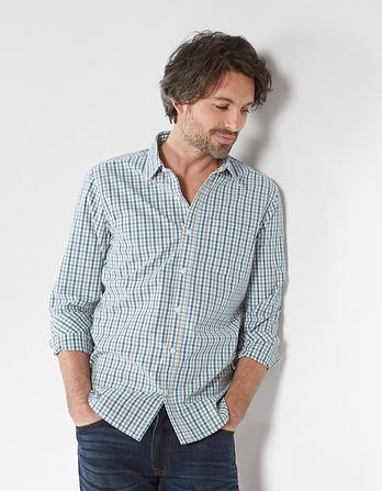 Bridport Gingham Shirt