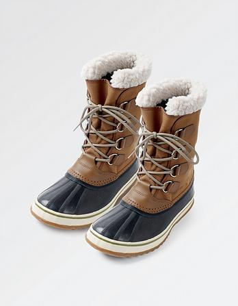 Sorel Pac Nylon Boots