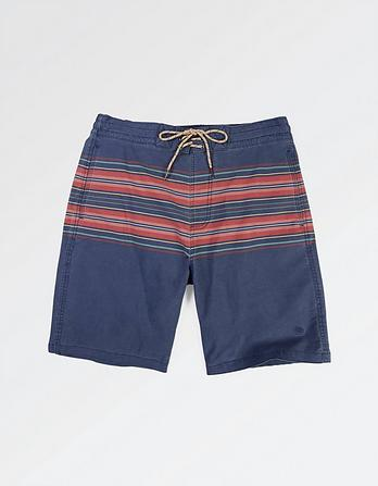 Camber Stripe Swim Shorts