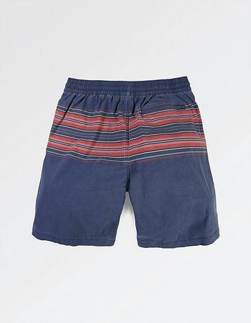 Camber Stripe Swim Shorts