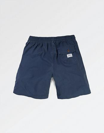 Camber Plain Swim Shorts