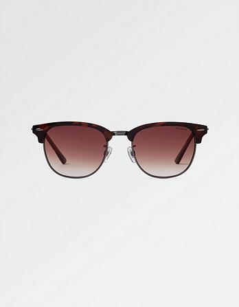 Connor Clubmaster Sunglasses