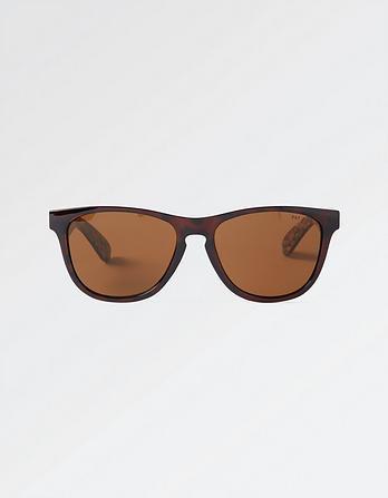 Edie Vintage Floral Sunglasses
