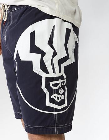 Reef Fat Head Deck Shorts