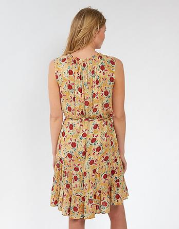 Christie Bali Floral Dress