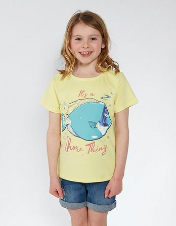 Shore Thing Fish T Shirt