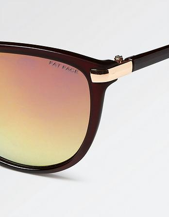 Jessica Cat Eye Sunglasses