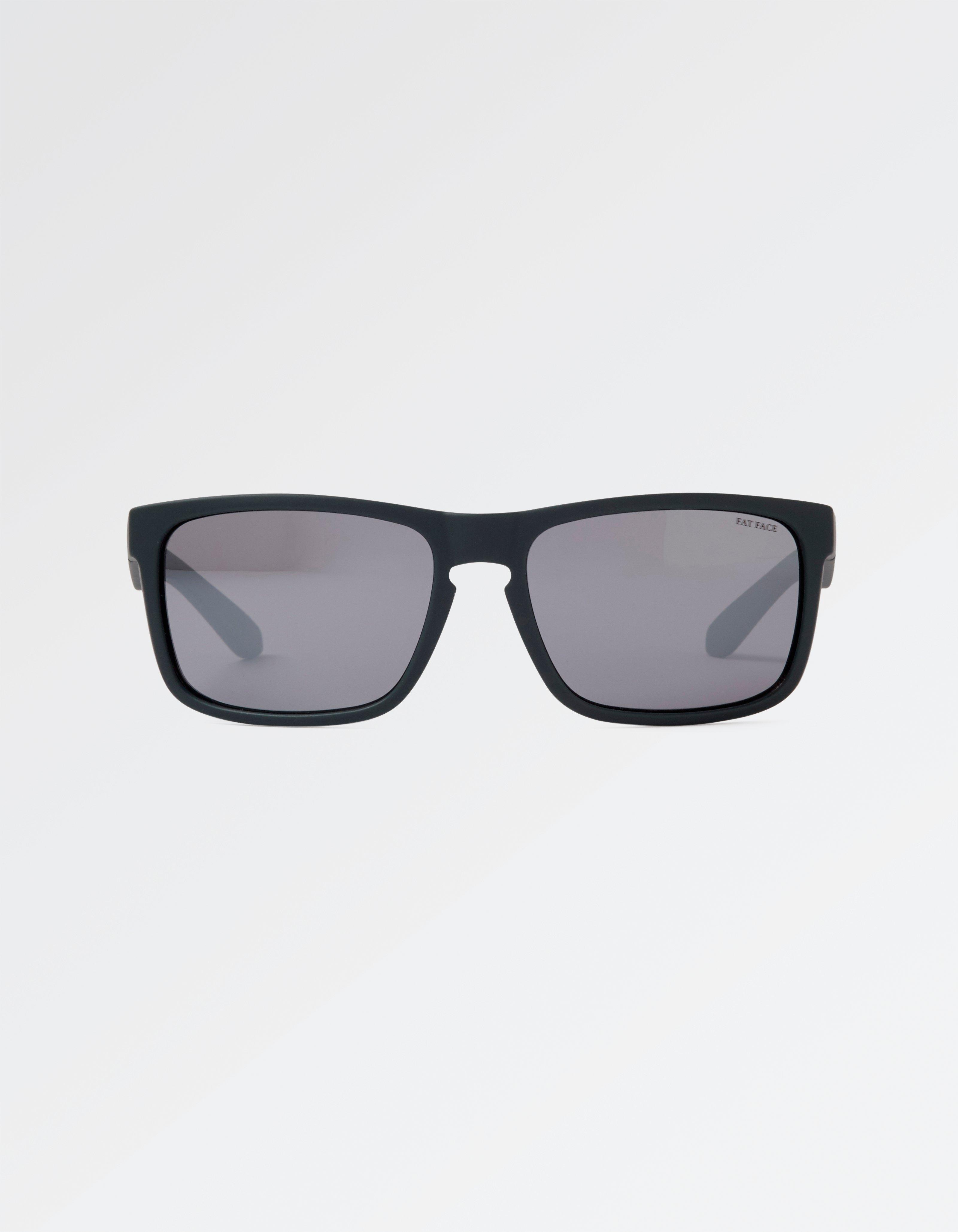 Nick Mirrored Lens Sunglasses