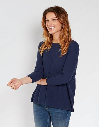 Bella Knit Mix Sweater