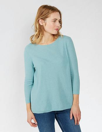 Bella Knit Mix Sweater