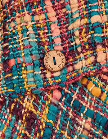 Millie Mixed Yarn Snood
